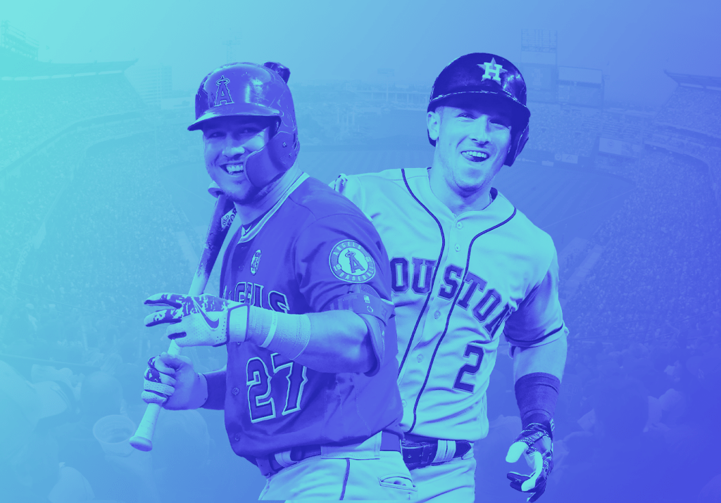 Can Trout Finally Get to the Playoffs? How Our Adjusted Team Rankings Line up the AL West