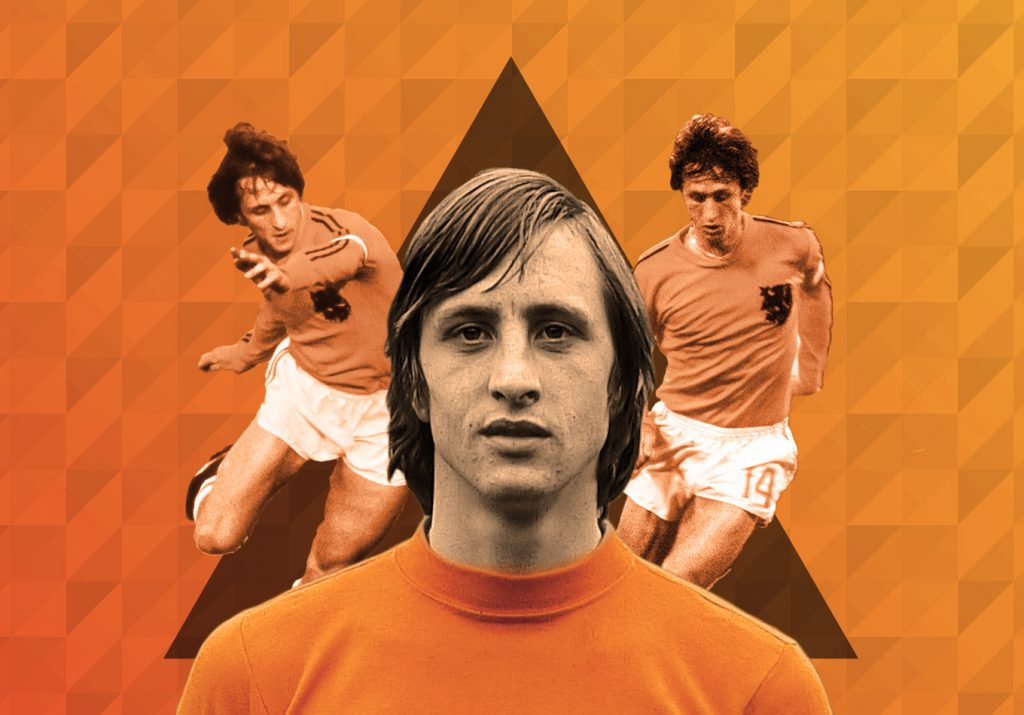 Total Legend: Remembering Johan Cruyff