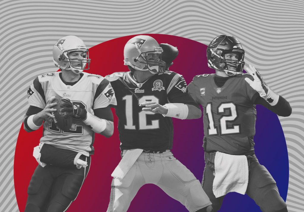 Which One of Brady's Three HOF-Caliber Stretches Is His Greatest?