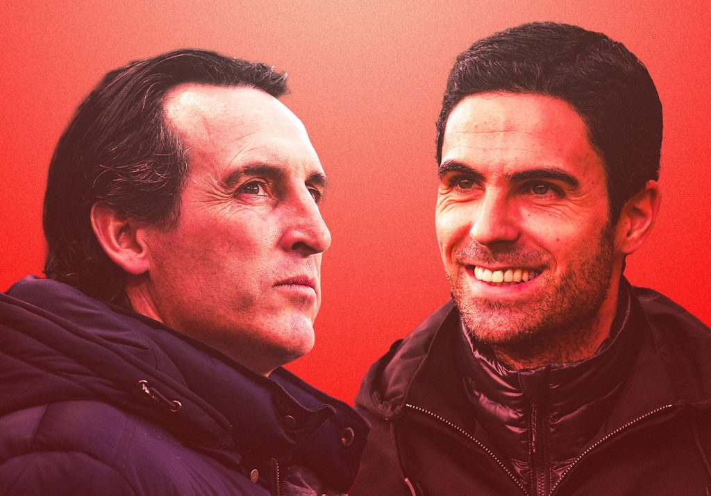 Splitting Heirs: Comparing Mikel Arteta to Unai Emery at Arsenal
