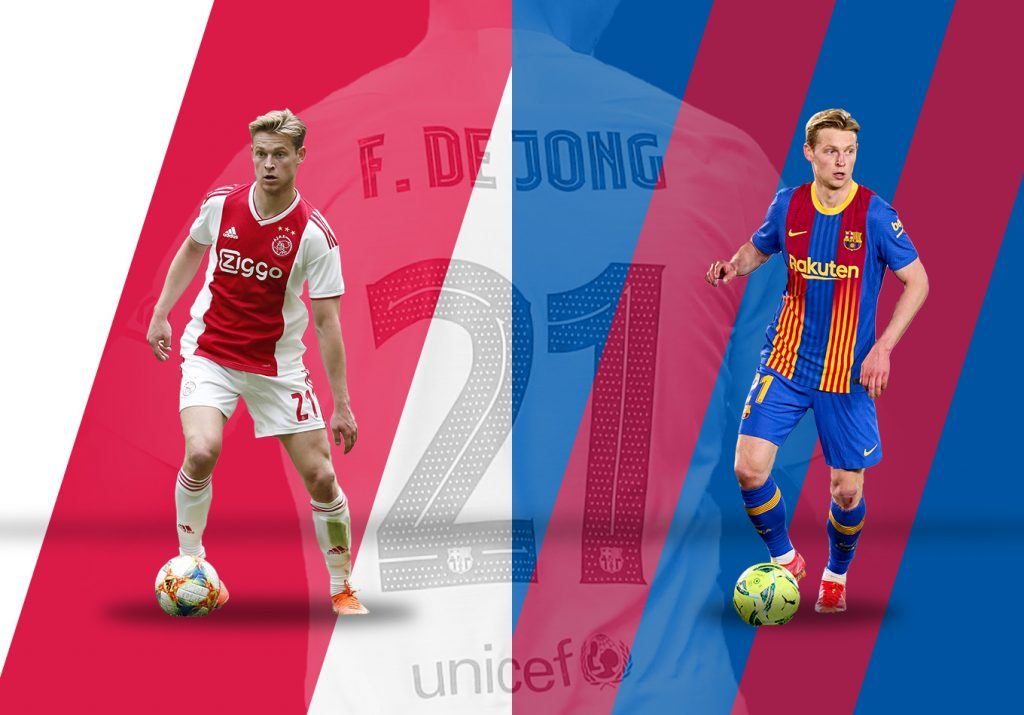 Barcelona's Lost Year Found the Real Frenkie de Jong
