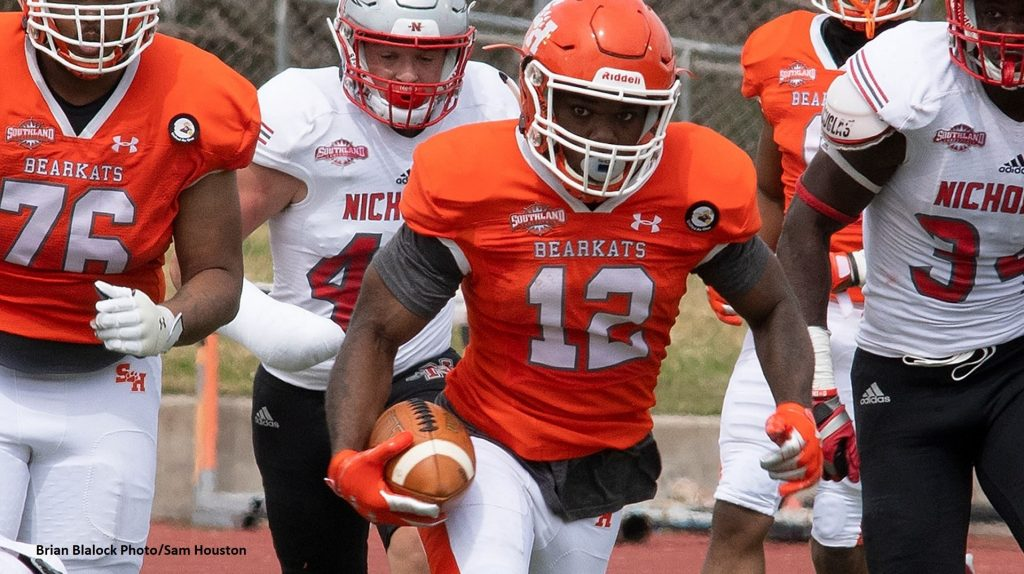 FCS First-Round Playoff Preview: Monmouth at Sam Houston and Eastern Washington at North Dakota State