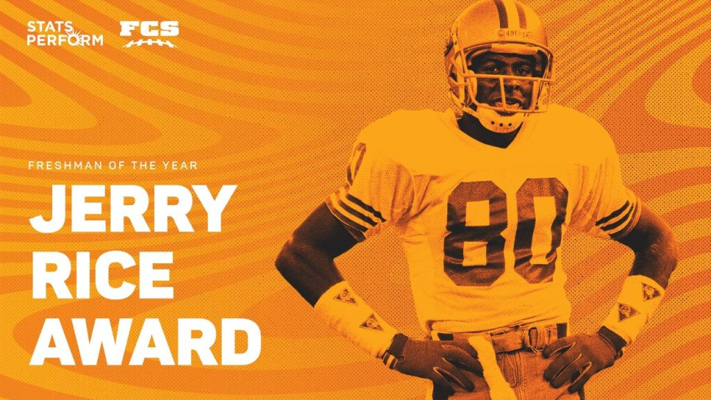 16 Finalists Announced for 10th FCS Jerry Rice Award