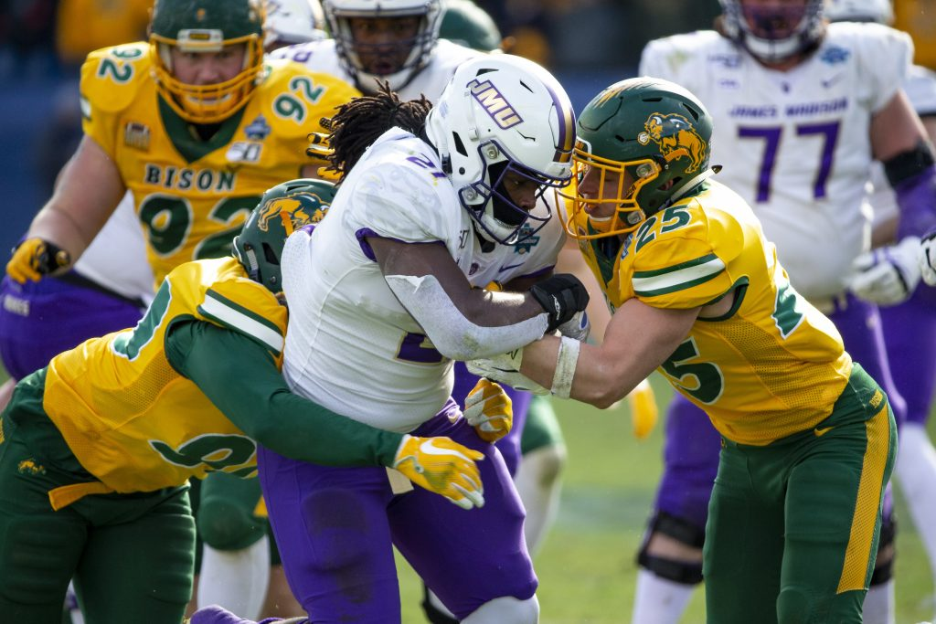 FCS Football Bracketology: Projecting the Spring Playoff Field