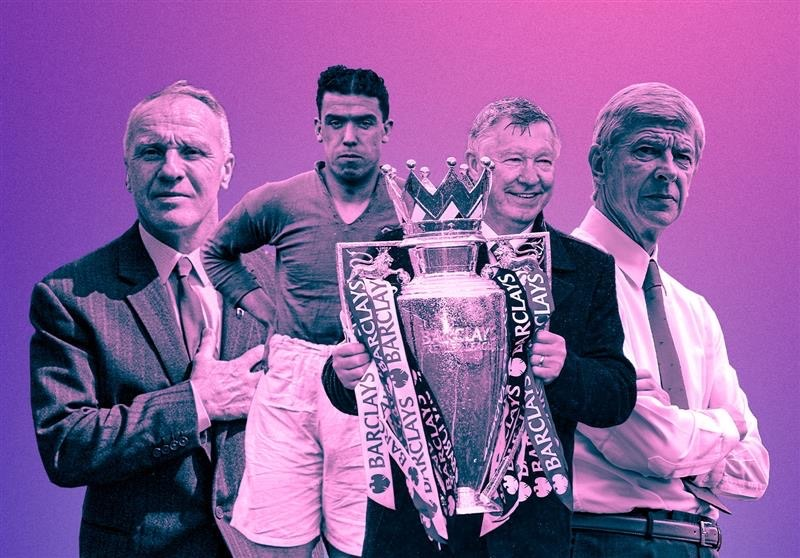 Ain't Got No History? The Most Successful English Clubs