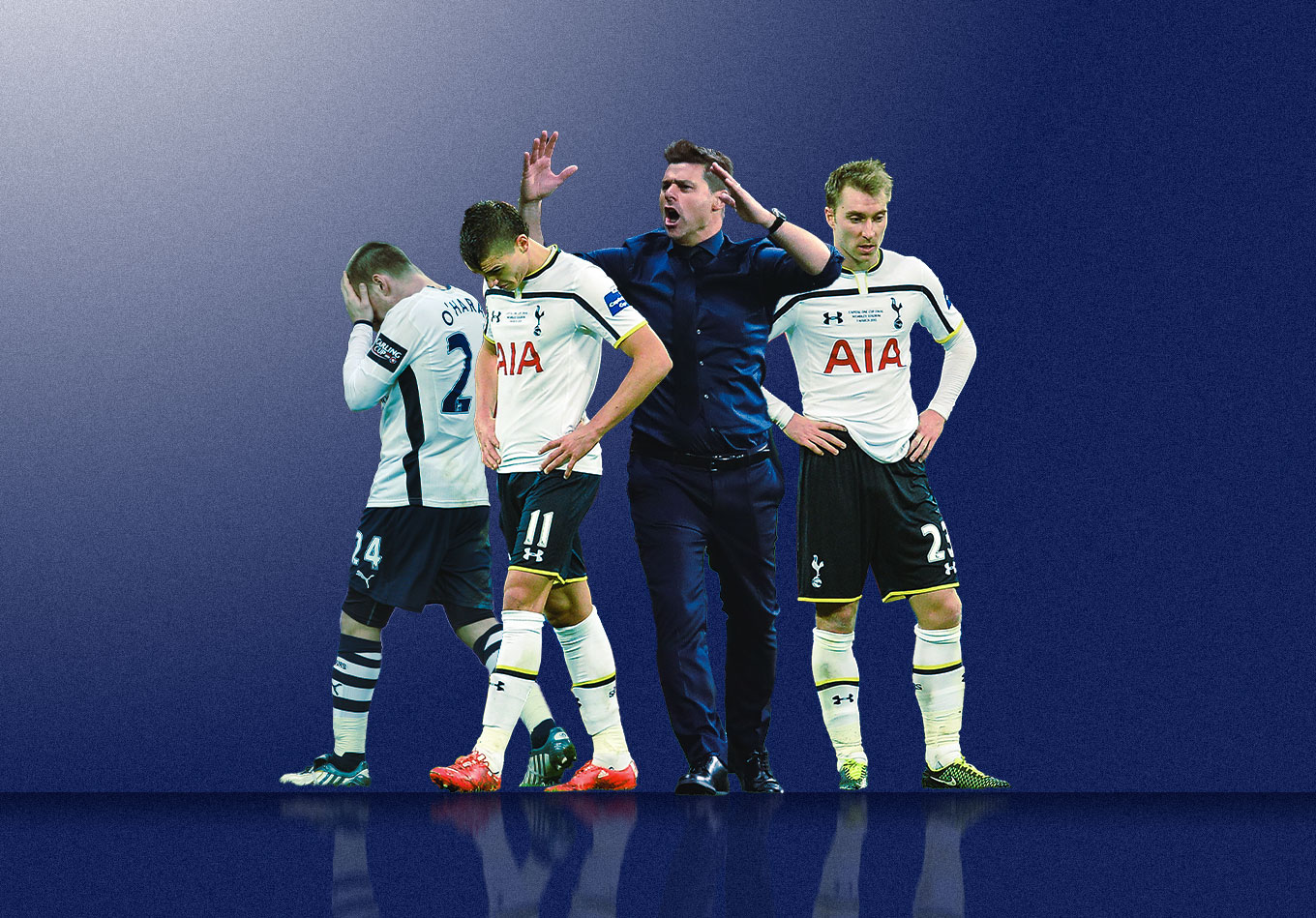 Spurs' Cup Final Jinx: Can They Make It Fourth Time Lucky?