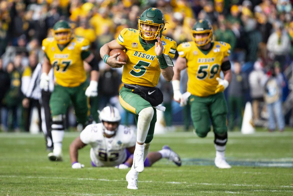 NFL Draft: Trey Lance is the Ultimate Quarterback Wild Card