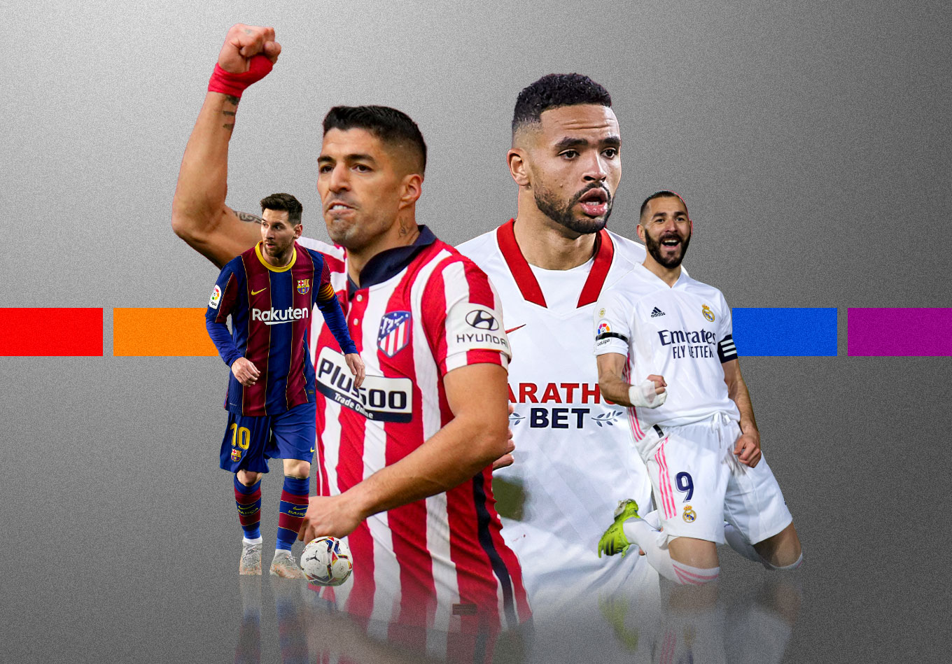 The Title Is Ours: Four Teams, Four Matchdays to Decide La Liga