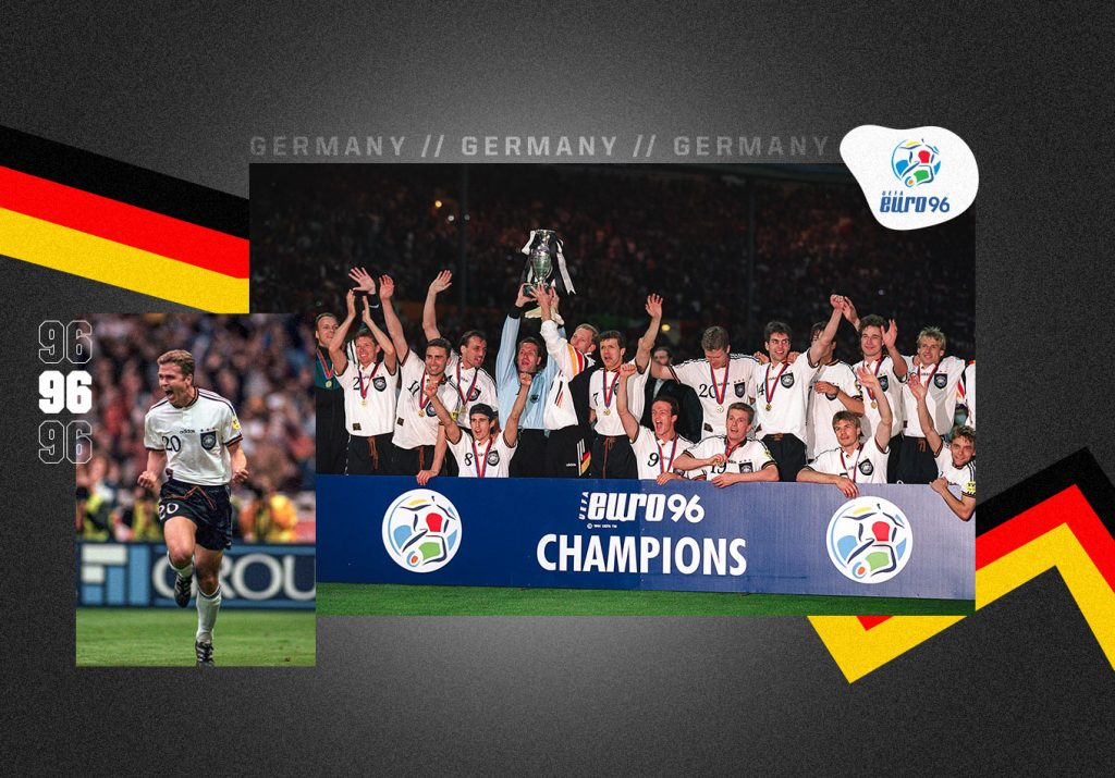 Tales from Euro 1996: The Summer Football Came Home