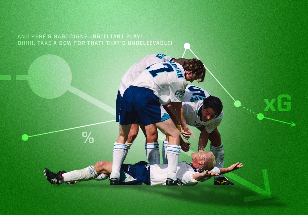 Anatomy of a Goal: Gazza's Redemption 25 Years On