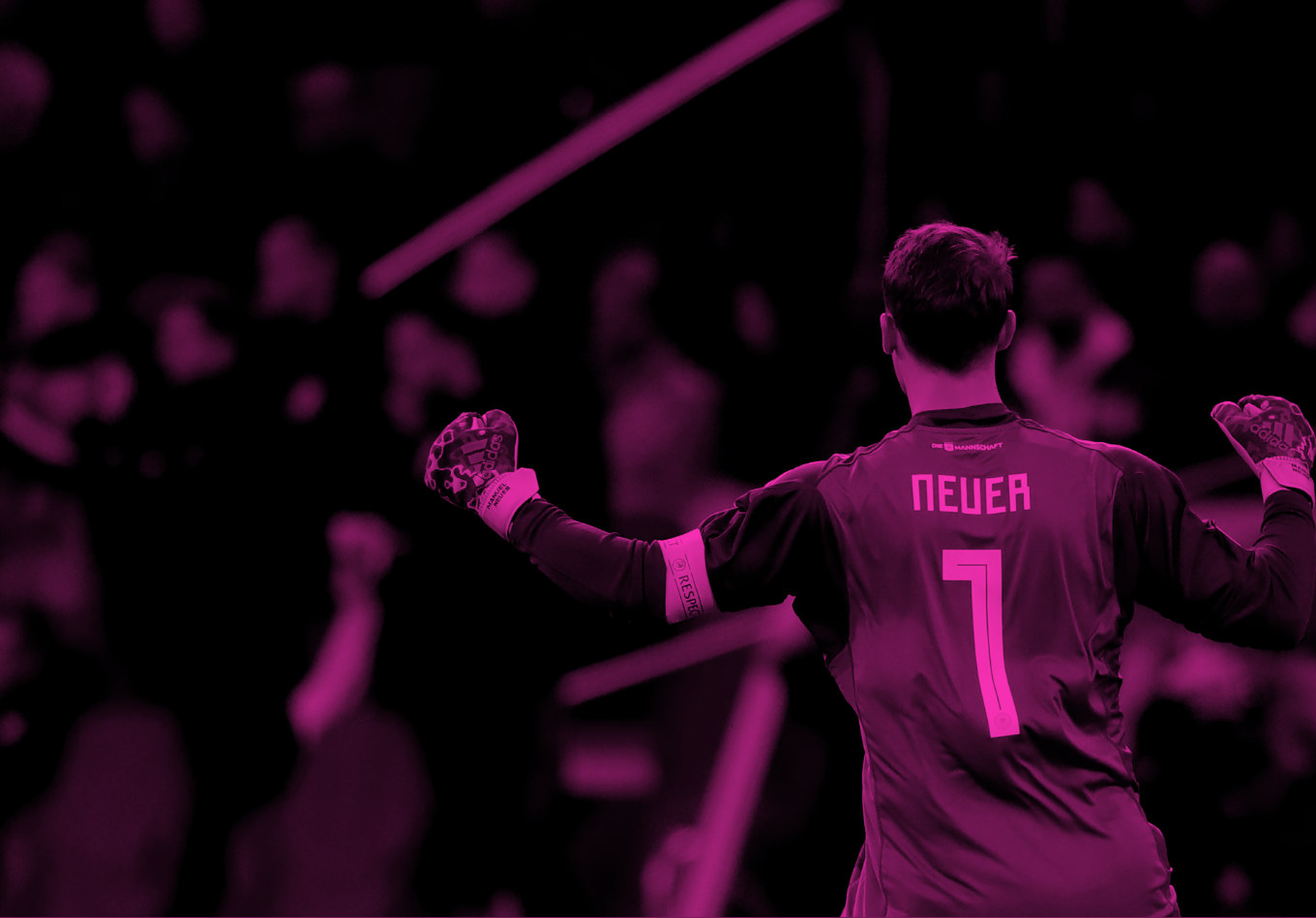 The Week so Far: 100 up for Manuel Neuer