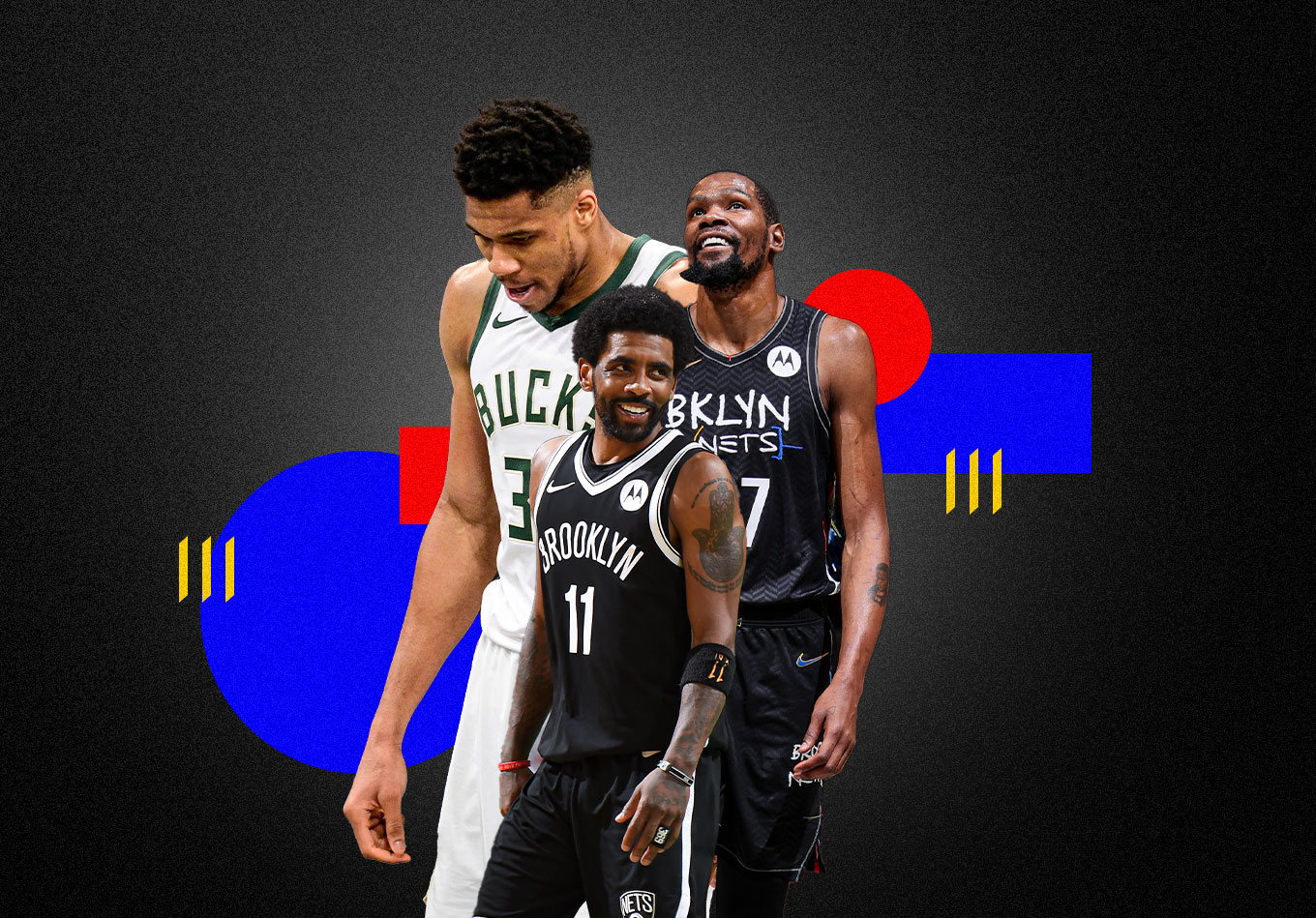 Deer in Headlights: How Loaded Brooklyn Is Helping Giannis, Milwaukee Fall Into Old Habits