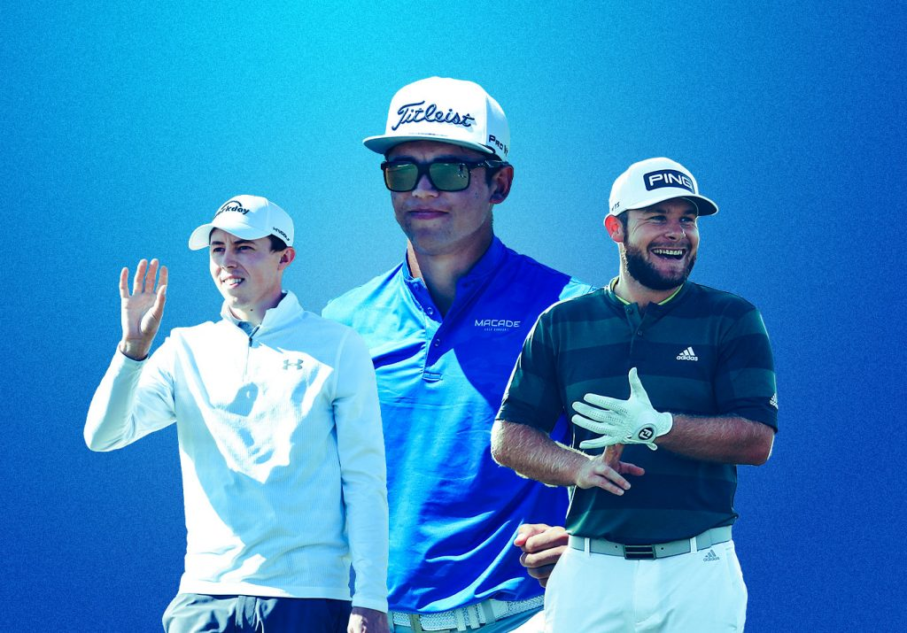 Why FRACAS Is Fixed on Fitzpatrick and Diggin' Higgo at the Palmetto Championship