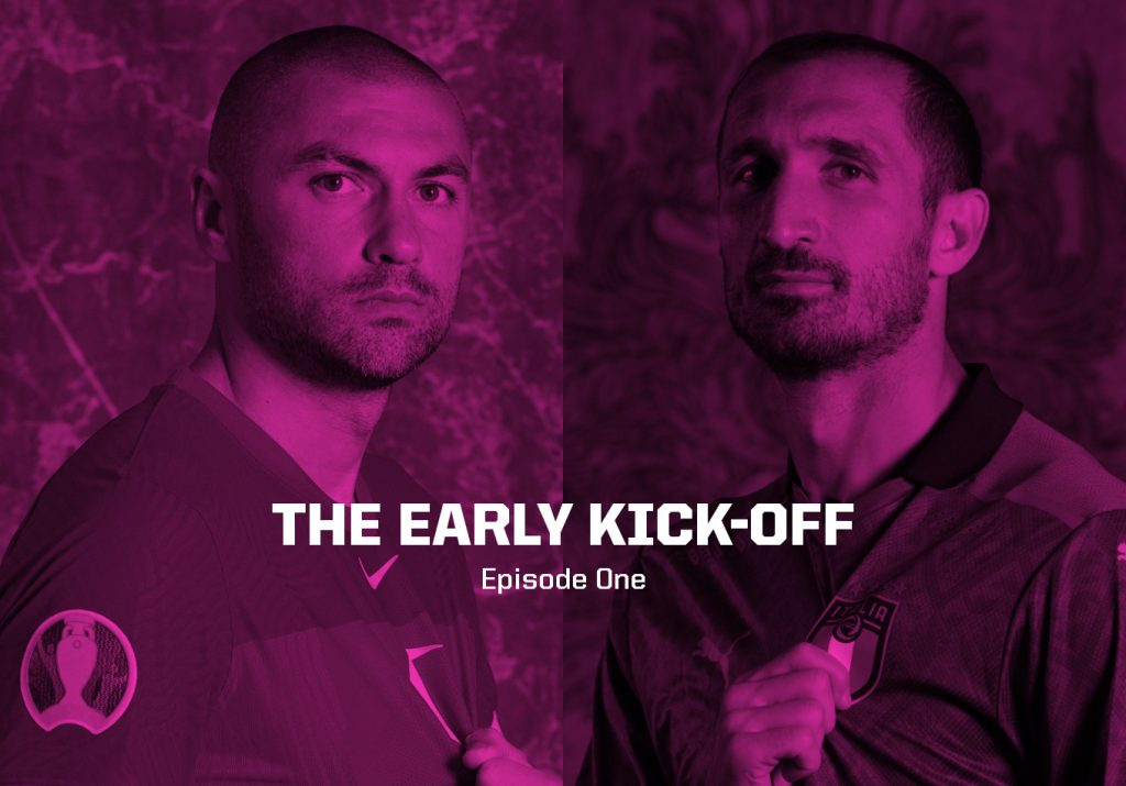 The Euros Have Arrived – The Early Kick-Off: Episode One