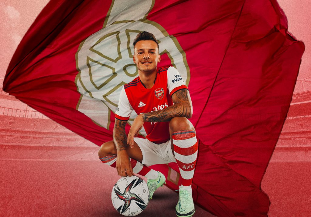 White Here, White Now: What Have Arsenal Got For £50m?