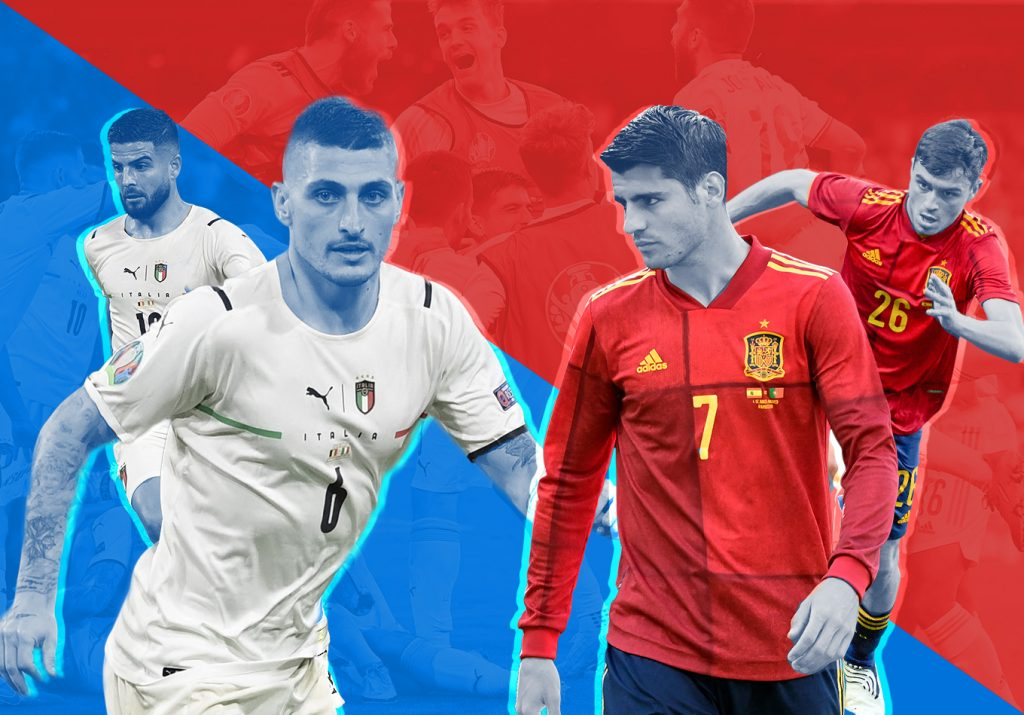 The Blueprint: Five Tactical Trends to Look out for in Italy vs. Spain