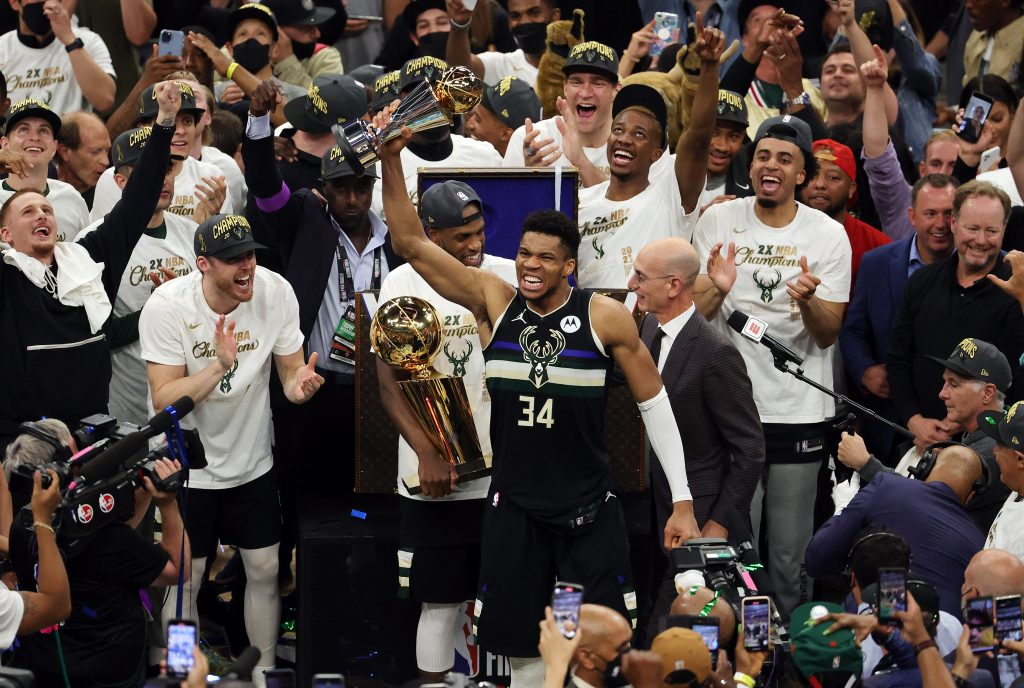 Giannis Unlocks Legend Status in All-Time Great Finals Performance