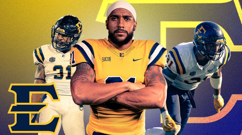 More Than a 'Folks' Tale: ETSU Linebacker the First With Eighth Season of Eligibility