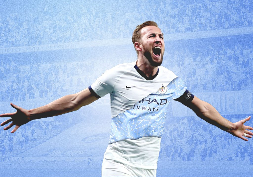 Harry Kane is 28 and He Has a Decision to Make
