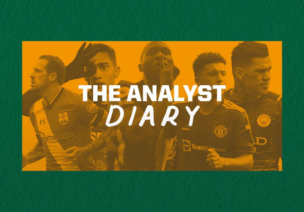 The Analyst Diary – October 18