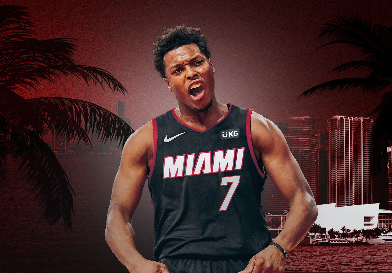 Can Kyle Lowry Help the Heat Re-Emerge as a Contender?
