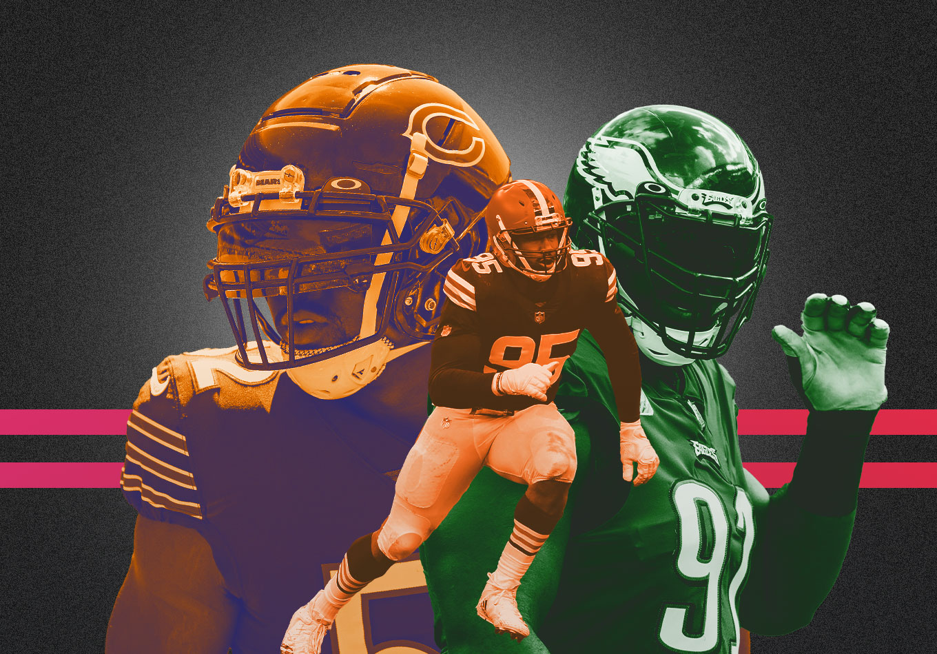 NFL Positional Rankings: The Best, Worst, and Most Improved Defensive Fronts