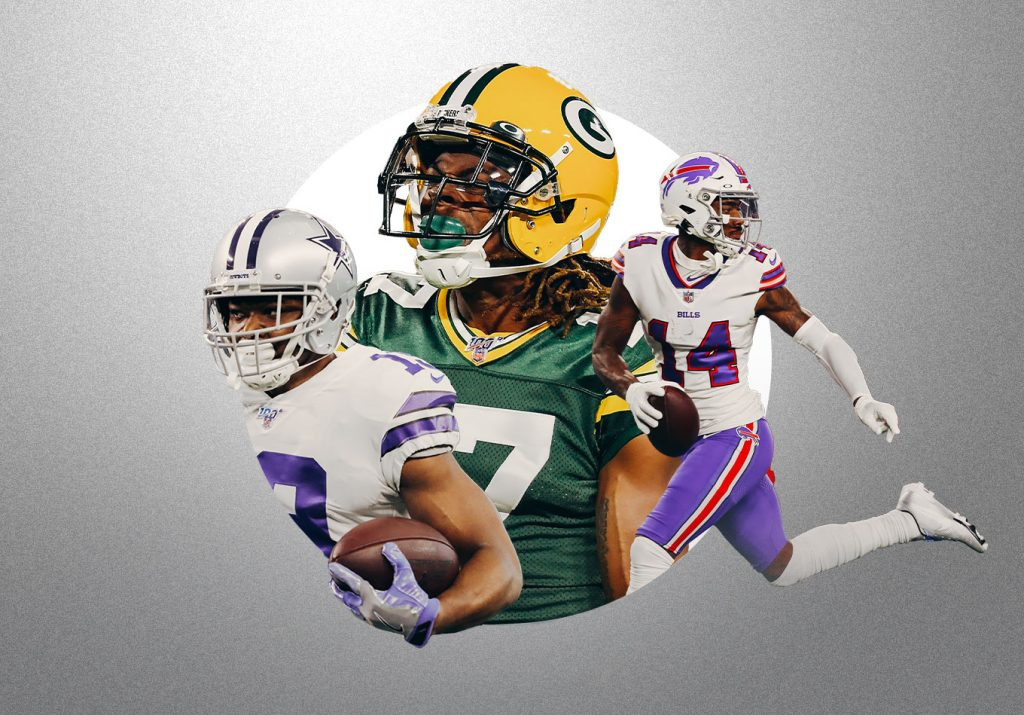 NFL Positional Rankings: The Best, Worst, and Most Improved Pass-Catching Units
