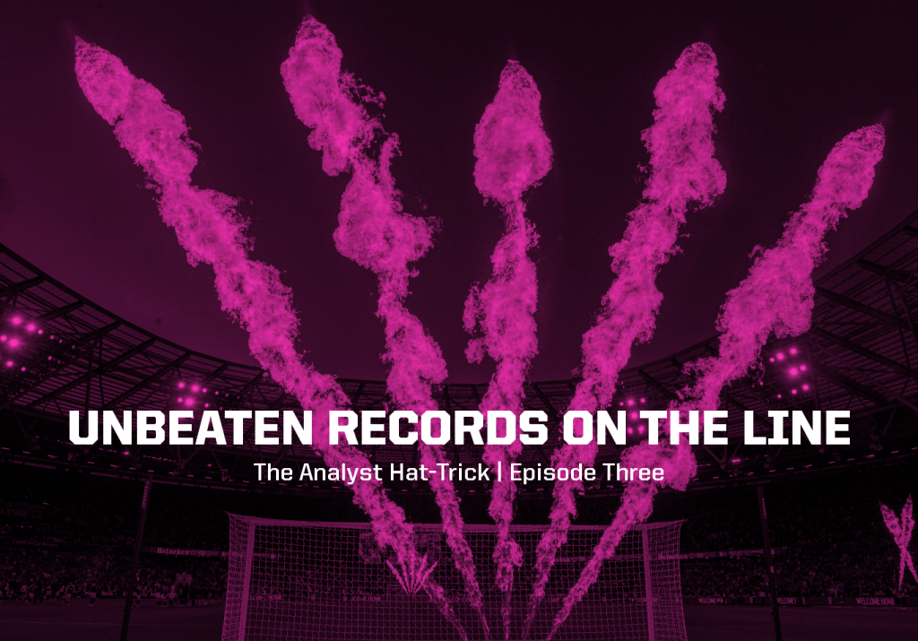 Unbeaten Records on the Line   The Analyst Hat-Trick: Episode Three