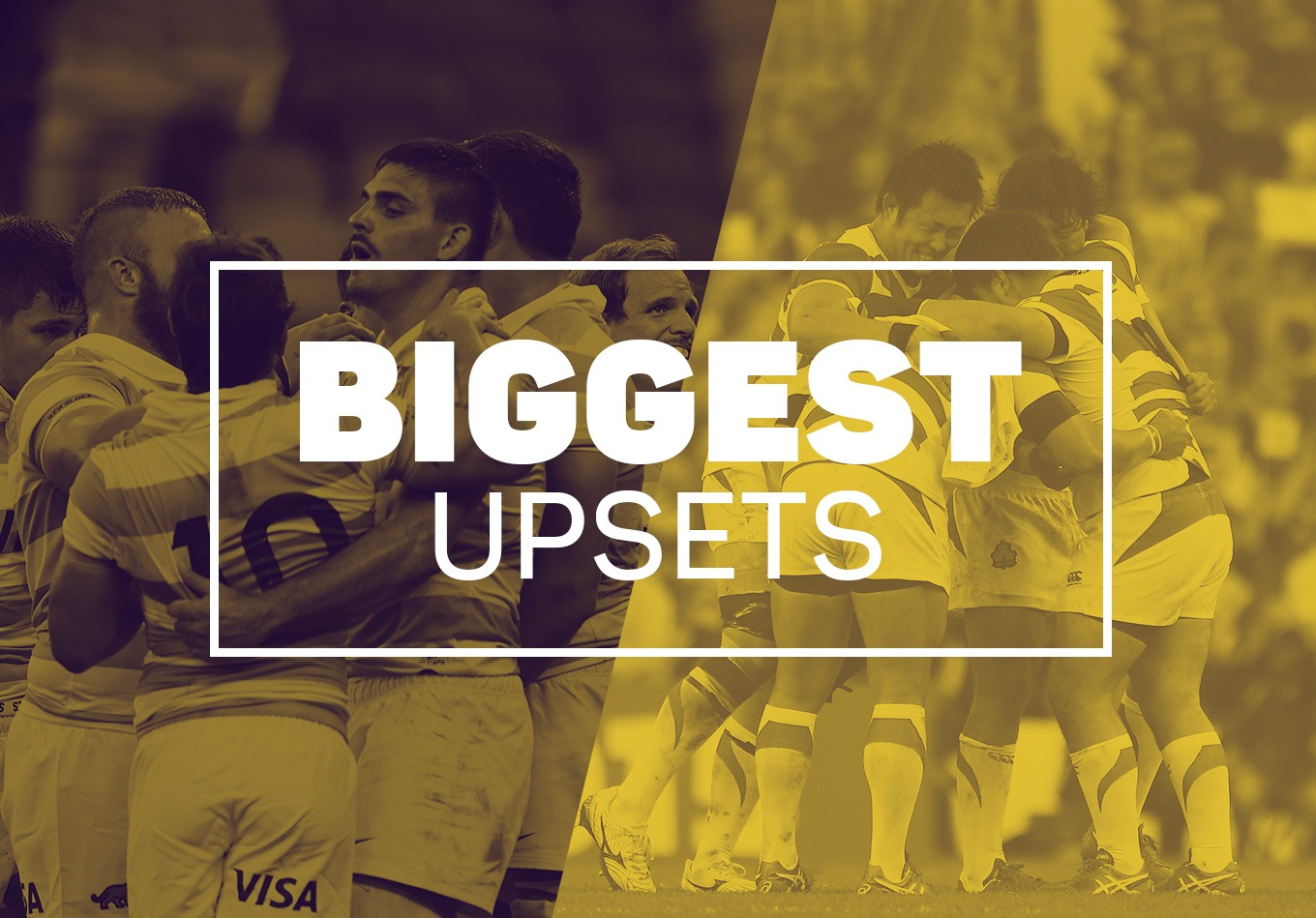 The Biggest Upsets in Recent Rugby History and the Data Behind Them