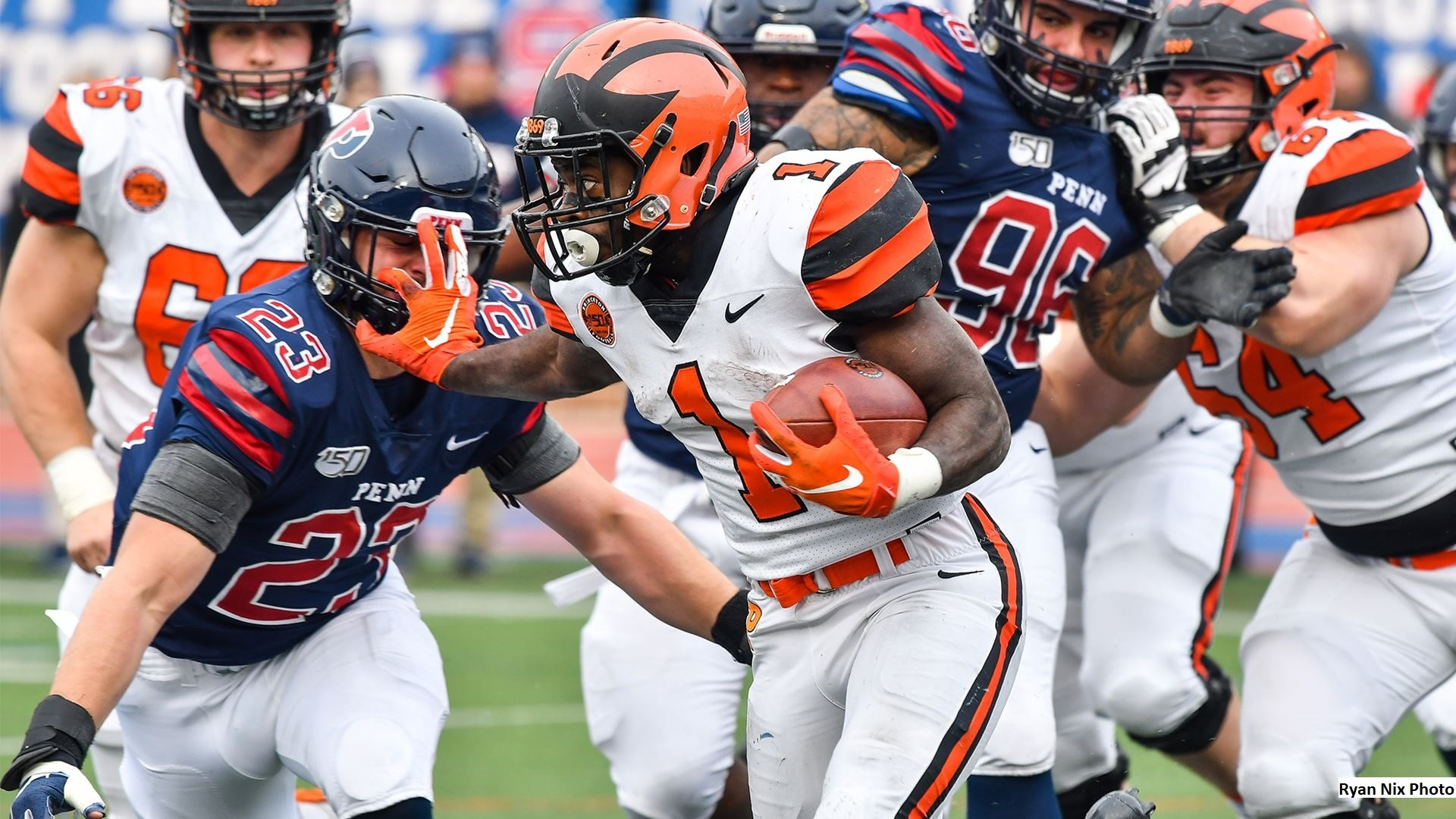 After 665 Days Off, Ivy League Football Set for Return