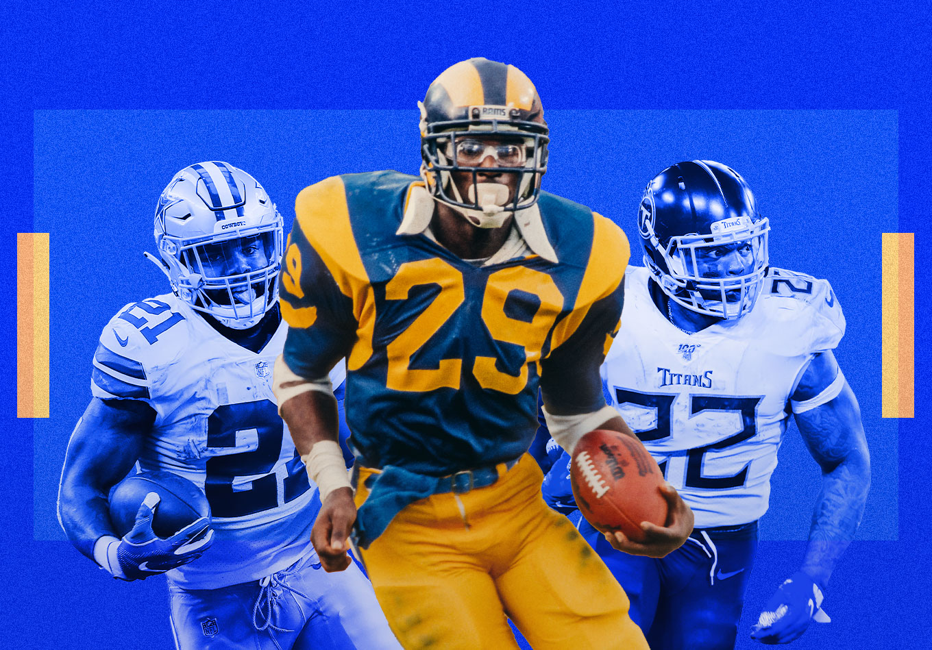 Will an Extra Game Spell the End for Eric Dickerson's 36-Year-Old Rushing Record?