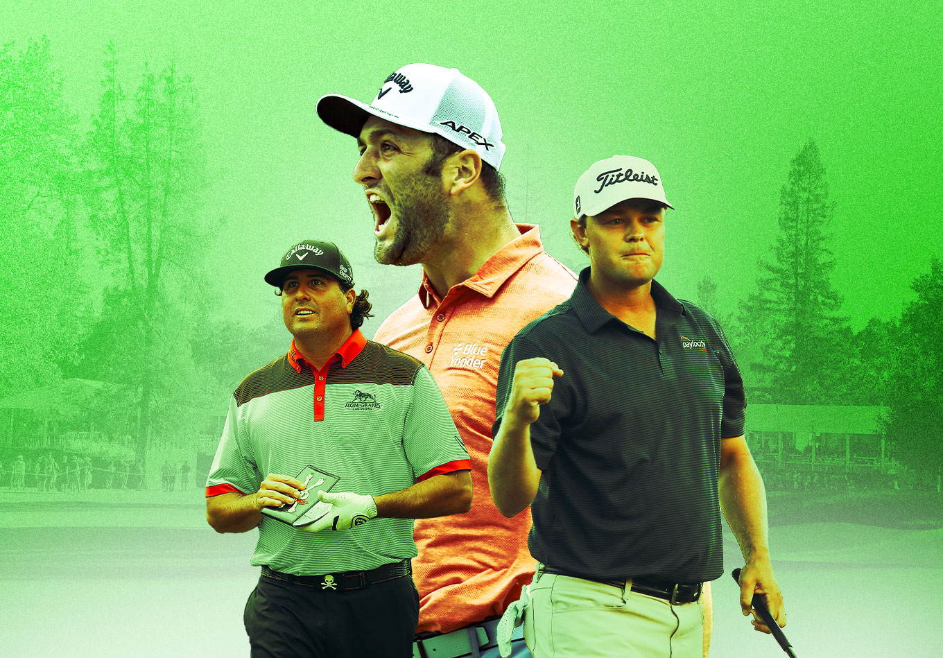 Jon Rahm Is the Overwhelming Favorite at the Fortinet Championship