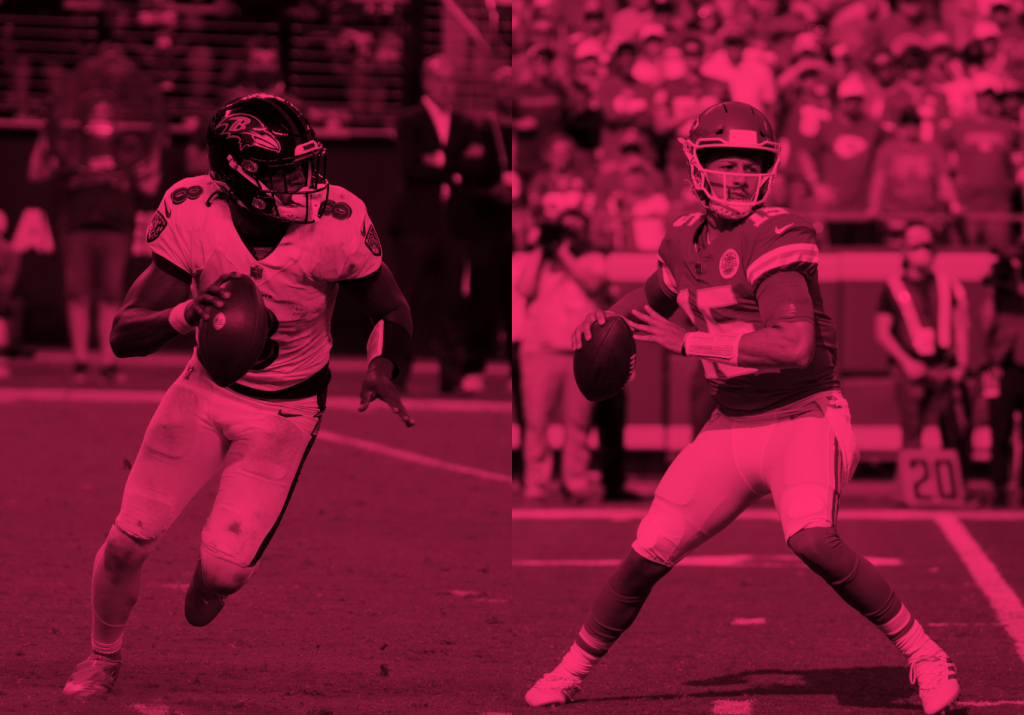 Sunday Night Showdown: Why Lamar Is in a Difficult Spot Heading Into a Duel With Mahomes