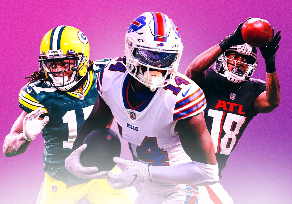 The Rise of the Playmaker: Who Will Be the Best of the NFL's Great Receivers in 2021?