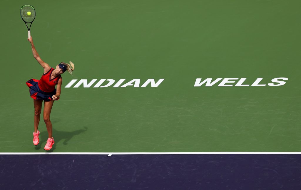 2021 Indian Wells Masters: The Stats