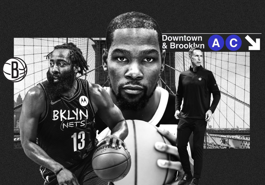 Beyond the Big 3: Will a Deeper Frontcourt Lift the Nets to the Top?