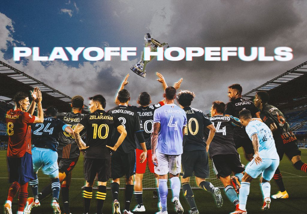 The Cruel Line: Who Will Finish Above the MLS Cup Playoff Cut?