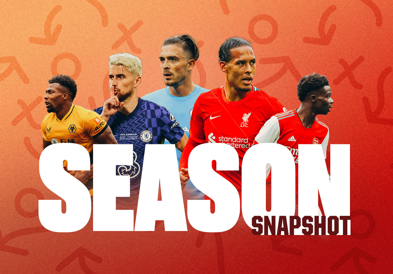 Season Snapshot: The Key Analytical Storylines From The Premier League So Far